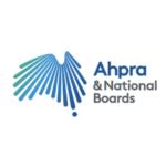 Ahpra logo